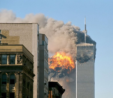 689px-UA_Flight_175_hits_WTC_south_tower_9-11_edit