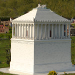The maussolleion model Miniatürk