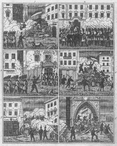 Praha_Barricades_1848